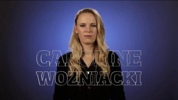 Usana TV Spot, 'Animated Faces' Featuring Caroline Wozniacki