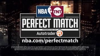 AutoTrader.com TV Spot, 'NBA: Perfect Match' - Thumbnail 1