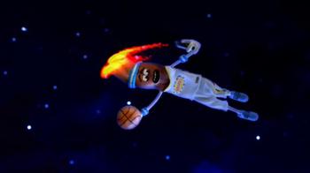 Denny's TV Spot, 'The Grand Slams: Slam Dunk Contest' - Thumbnail 6