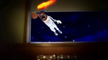 Denny's TV Spot, 'The Grand Slams: Slam Dunk Contest' - Thumbnail 9