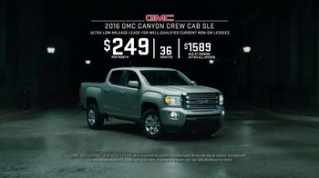 2016 GMC Canyon TV Spot, 'Keep Outside Noise Out' Song by The Who - Thumbnail 7