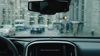 2016 GMC Canyon TV Spot, 'Keep Outside Noise Out' Song by The Who - Thumbnail 2