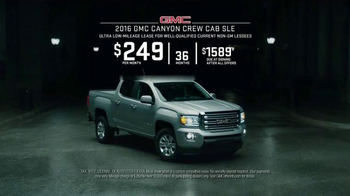 2016 GMC Canyon TV Spot, 'Keep Outside Noise Out' Song by The Who - Thumbnail 5