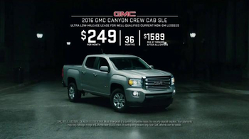 2016 GMC Canyon TV Spot, 'Keep Outside Noise Out' Song by The Who - Thumbnail 6