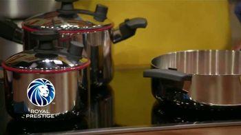 Royal Prestige TV Spot, 'Cocinando sin aceite' [Spanish]