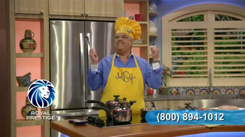 Royal Prestige TV Spot, 'Cocinando sin aceite' [Spanish] - Thumbnail 10