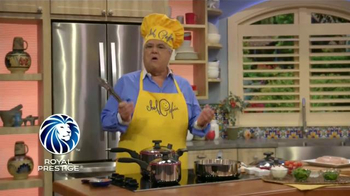 Royal Prestige TV Spot, 'Cocinando sin aceite' [Spanish] - Thumbnail 2