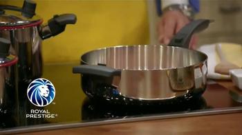 Royal Prestige TV Spot, 'Cocinando sin aceite' [Spanish] - Thumbnail 3