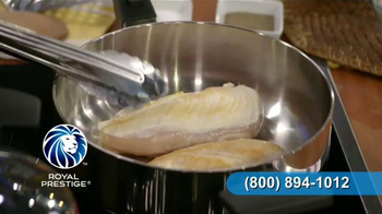 Royal Prestige TV Spot, 'Cocinando sin aceite' [Spanish] - Thumbnail 7
