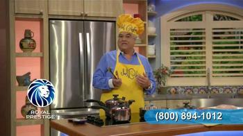 Royal Prestige TV Spot, 'Cocinando sin aceite' [Spanish] - Thumbnail 8