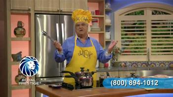 Royal Prestige TV Spot, 'Cocinando sin aceite' [Spanish] - Thumbnail 9