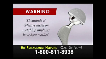 Lanham Blackwell & Baber TV Spot, 'Hip Replacement' - Thumbnail 2