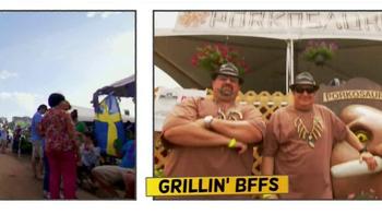 Choice Hotels TV Spot, 'Food Network: BBQ' - Thumbnail 2