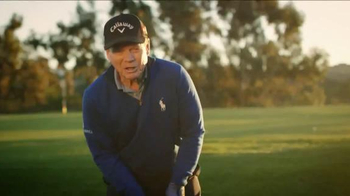 Callaway Chrome Soft TV Spot, 'Change' Featuring Tom Watson