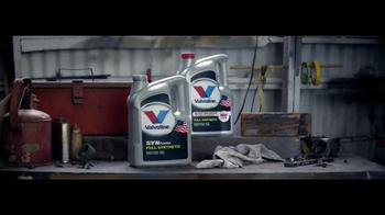 Valvoline SynPower Full Synthetic Motor Oil TV Spot, 'Moving Forward' - Thumbnail 8