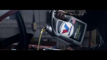 Valvoline SynPower Full Synthetic Motor Oil TV Spot, 'Moving Forward' - Thumbnail 6