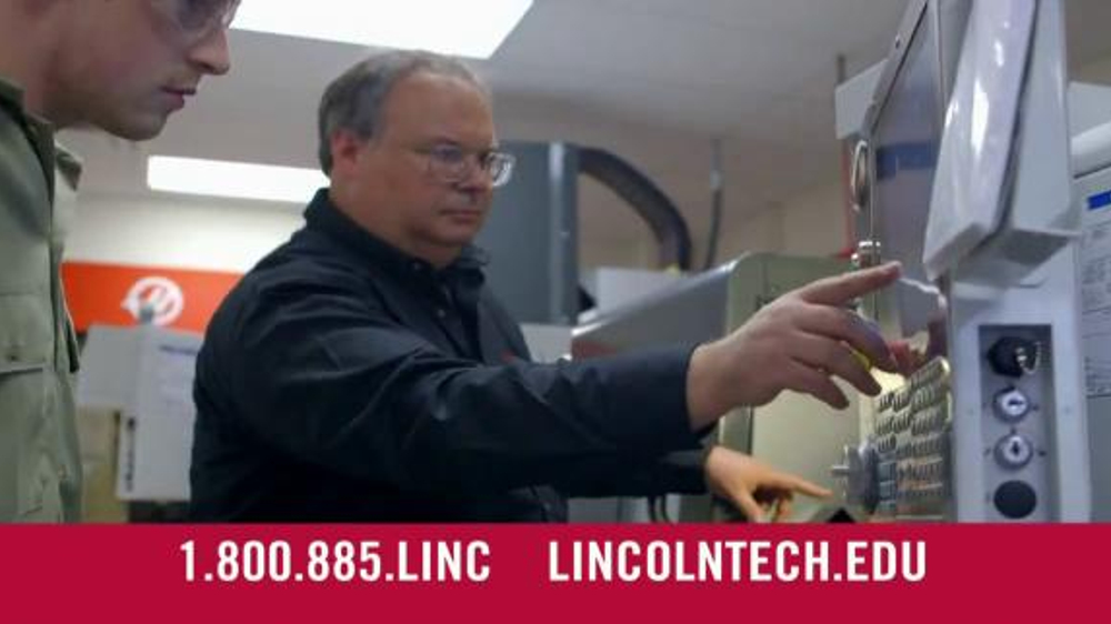 Lincoln Technical Institute TV Commercial, 'The Link'