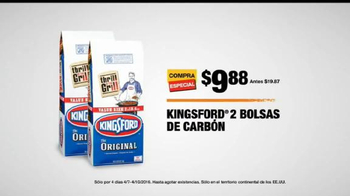 The Home Depot Spring Black Friday TV Spot, 'Los ahorros' [Spanish] - Thumbnail 7