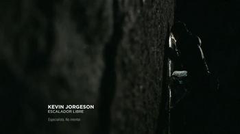 DURACELL TV Spot, 'Escalando toda la noche' con Kevin Jorgeson' [Spanish] - Thumbnail 1