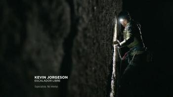 DURACELL TV Spot, 'Escalando toda la noche' con Kevin Jorgeson' [Spanish] - Thumbnail 2