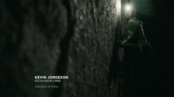 DURACELL TV Spot, 'Escalando toda la noche' con Kevin Jorgeson' [Spanish] - Thumbnail 3