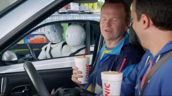 Sonic Drive-In Soda Pop Shoppe TV Spot, 'Machines' - Thumbnail 2