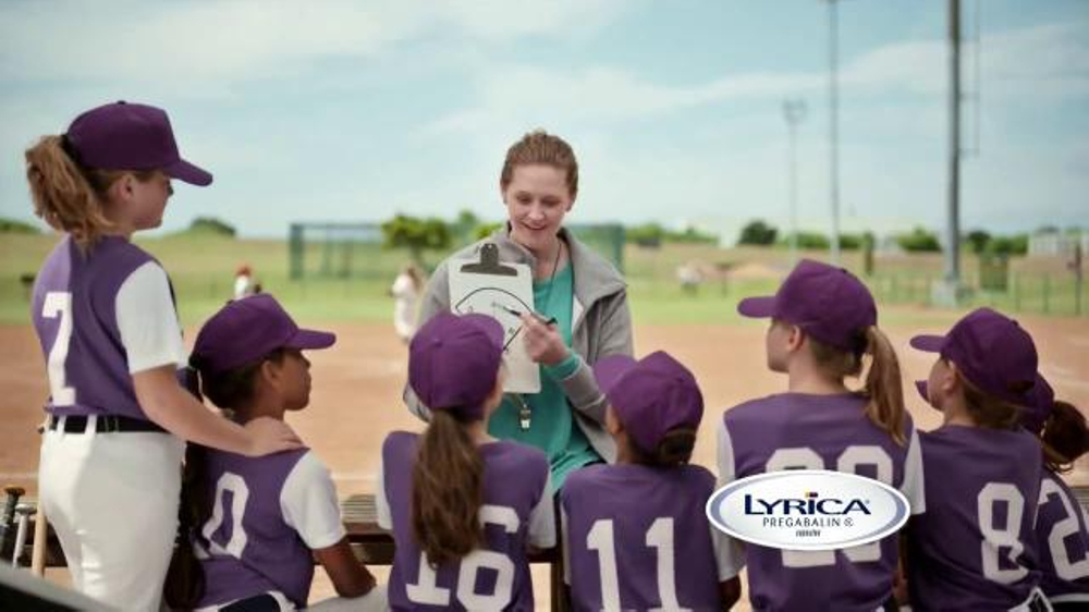 Lyrica TV Commercial, 'Coach'