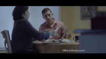 Hillary for America TV Spot, 'Work Hard' - Thumbnail 3