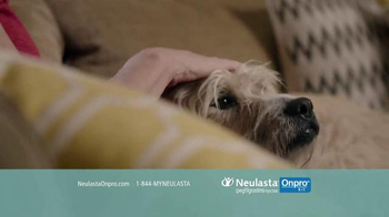 Neulasta Onpro TV Spot, 'Support at Home' - Thumbnail 8