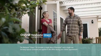 Neulasta Onpro TV Spot, 'Support at Home' - Thumbnail 4