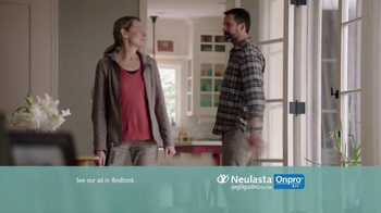 Neulasta Onpro TV Spot, 'Support at Home' - Thumbnail 7