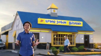 Long John Silver's $5 Reel Deal Box TV Spot, 'Welcome' - Thumbnail 1