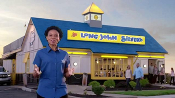 Long John Silver's $5 Reel Deal Box TV Spot, 'Welcome' - Thumbnail 10