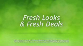 Rent-A-Center Spring Sale TV Spot, 'Fresh Looks' - Thumbnail 1