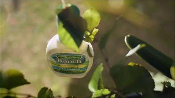 Hidden Valley Cucumber Ranch TV Spot, 'Crunch' - Thumbnail 1