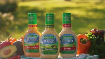 Hidden Valley Cucumber Ranch TV Spot, 'Crunch' - Thumbnail 8