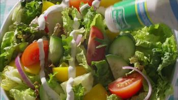 Hidden Valley Cucumber Ranch TV Spot, 'Crunch' - Thumbnail 6