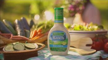 Hidden Valley Cucumber Ranch TV Spot, 'Crunch' - Thumbnail 7