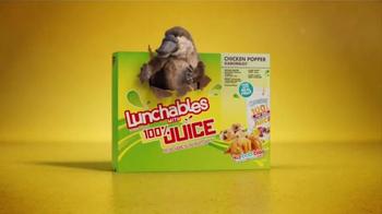 Lunchables 100% Juice Kabobbles TV Spot, 'Karate' - Thumbnail 8