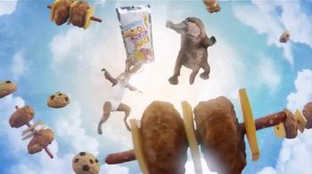 Lunchables 100% Juice Kabobbles TV Spot, 'Karate' - Thumbnail 7