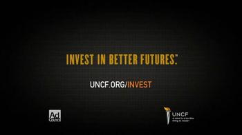 UNCF TV Spot, 'Justin' - Thumbnail 9