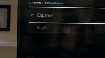 XFINITY X1 Double Play TV Spot, 'Un idioma para relajarse' [Spanish] - Thumbnail 5