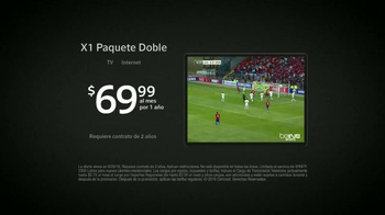 XFINITY X1 Double Play TV Spot, 'Un idioma para relajarse' [Spanish] - Thumbnail 8