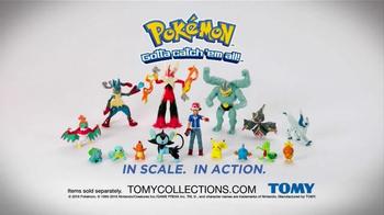 Pokemon Action Figures TV Spot, 'Machamp Is Here' - Thumbnail 8