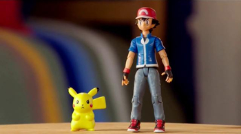 Pokemon Action Figures TV Spot, 'Machamp Is Here'