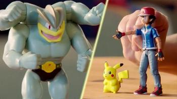 Pokemon Action Figures TV Spot, 'Machamp Is Here' - Thumbnail 7
