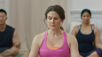 Tide and Downy Odor Defense Collection TV Spot, 'Yoga Aroma' - Thumbnail 4