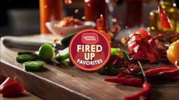 Golden Corral Fired Up Favorites TV Spot, 'Audaces sabores' [Spanish] - 445 commercial airings