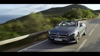 2017 Mercedes-Benz S-Class Cabriolet TV Spot, 'No Limit' - Thumbnail 5