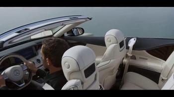 2017 Mercedes-Benz S-Class Cabriolet TV Spot, 'No Limit' - Thumbnail 6
